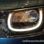 Maruti Ignis headlamp unveiled