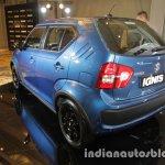 Maruti Ignis rear quarter unveiled