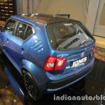 Maruti Ignis rear top unveiled