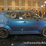 Maruti Ignis side unveiled live