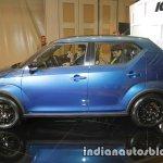 Maruti Ignis side unveiled