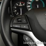 Maruti Ignis steering buttons unveiled