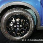 Maruti Ignis wheel unveiled