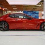 Maserati GranTurismo MC Stradale Centennial Edition profile at 2016 Bologna Motor Show