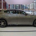 Maserati Levante profile at 2016 Bologna Motor Show