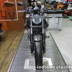 Moto Guzzi Audace front at Thai Motor Expo