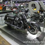 Moto Guzzi Audace front three quarter right at Thai Motor Expo