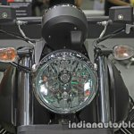 Moto Guzzi Audace headlamp at Thai Motor Expo