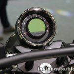 Moto Guzzi Audace instrumentation at Thai Motor Expo