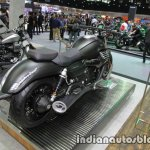 Moto Guzzi Audace rear three quarter right at Thai Motor Expo