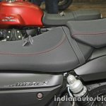 Moto Guzzi Audace seat at Thai Motor Expo