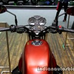 Moto Guzzi V7 II Stone handlebar at Thai Motor Expo