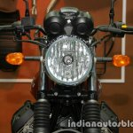 Moto Guzzi V7 II Stone headlamp at Thai Motor Expo