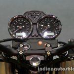 Moto Guzzi V7 II Stone instrumentation at Thai Motor Expo