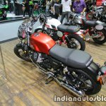 Moto Guzzi V7 II Stone rear three quarter left at Thai Motor Expo