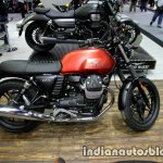 Moto Guzzi V7 II Stone side at Thai Motor Expo
