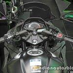 New Kawasaki Ninja 300 clipons at Thai Motor Expo