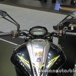 New Kawasaki Z1000 handlebar at Thai Motor Expo