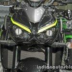 New Kawasaki Z1000 headlamp at Thai Motor Expo