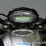 New Kawasaki Z1000 instrumentation at Thai Motor Expo