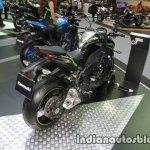 New Kawasaki Z1000 rear three quarter at Thai Motor Expo