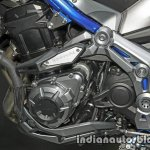New Kawasaki Z900 engine at Thai Motor Expo
