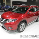 Nissan X-Trail X-Tremer front three quarter at the Thai Motor Expo