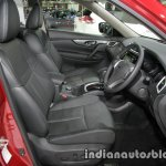 Nissan X-Trail X-Tremer interior at the Thai Motor Expo