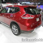 Nissan X-Trail X-Tremer rear three quarter at the Thai Motor Expo