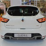 Renault Clio R.S. Trophy 220 rear at 2016 Bologna Motor Show