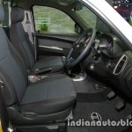Tata Xenon 150NX-Pert front seats at 2016 Thai Motor Expo