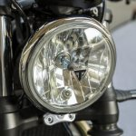 Triumph Bobber headlamp
