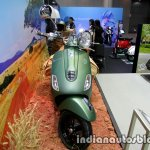 Vespa LVX150 3Vie Safari front at Thai Motor Expo