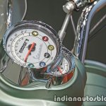 Vespa LVX150 3Vie Safari instrumentation at Thai Motor Expo