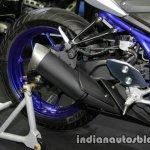 Yamaha MT-03 engine at Thai Motor Expo