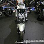Yamaha MT-03 front at Thai Motor Expo