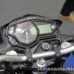 Yamaha MT-03 instrumentation at Thai Motor Expo