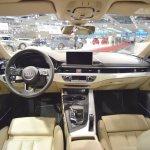 2017 Audi A5 Sportback dashboard fourth image at 2017 Vienna Auto Show