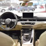 2017 Audi A5 Sportback dashboard third image at 2017 Vienna Auto Show