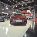 2017 Audi A5 Sportback front at 2017 Vienna Auto Show