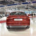 2017 Audi A5 Sportback rear at 2017 Vienna Auto Show
