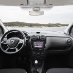 2017 Dacia Lodgy Stepway dashboard introduced