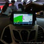 2017 Ford Ecosport Platinum satellite navigation at APS 2017