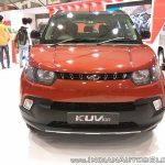 2017 Mahindra KUV100 anniversary edition dual tone