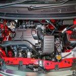 2017 Perodua Axia (facelift) engine