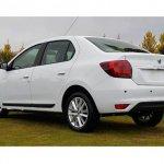 2017 Renault Symbol (Facelift) new rear