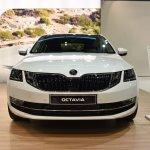 2017 Skoda Octavia (facelift) front at 2017 Vienna Auto Show