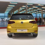 2017 VW Golf (facelift) rear at 2017 Vienna Auto Show