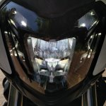 Bajaj Dominar 400 LED headlamp