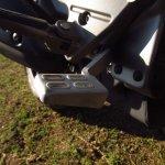 Bajaj Dominar 400 rear brake lever